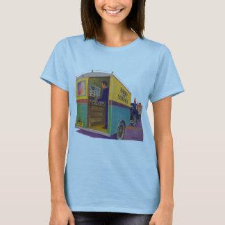 Radio Service Truck T-Shirt