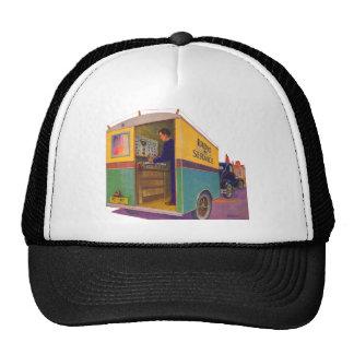 Radio Service Truck Trucker Hat