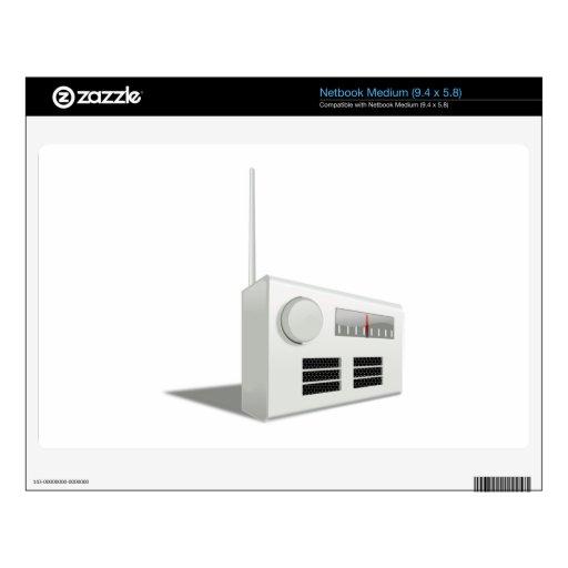 Radio Skins Para Netbooks Medianos