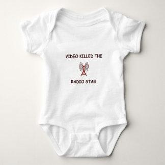 RADIO STAR TEE SHIRT
