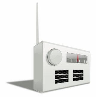 Radio Statuette