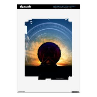 Radio Telescope 2 Decal For iPad 3