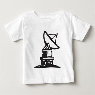 Radio Telescope Baby T-Shirt