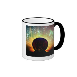 Radio Telescope Ringer Coffee Mug