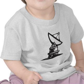 Radio Telescope T-shirts