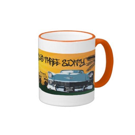 Radio Three Sixty Tropical Mug
