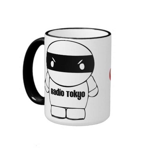 Radio Tokyo Ninja Steve Mug