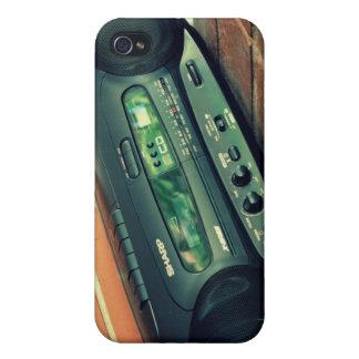 Radio Vintage iPhone 4 Case