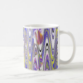 Radio Waves Coffee Mug