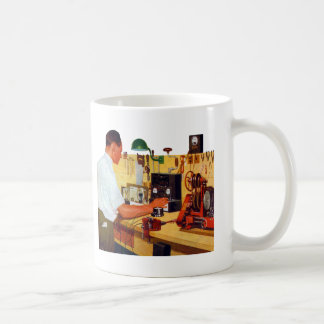 Radio Workbench Coffee Mug