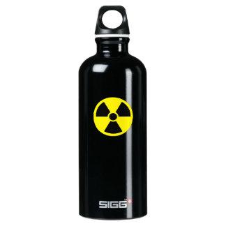 radioacative aluminum water bottle