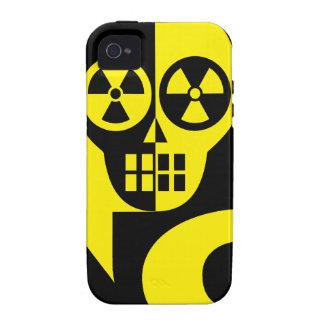 radioactive-154175 radioactive, toxic, poison, dan Case-Mate iPhone 4 cases