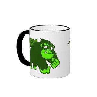 Radioactive Ape! Coffee Mugs