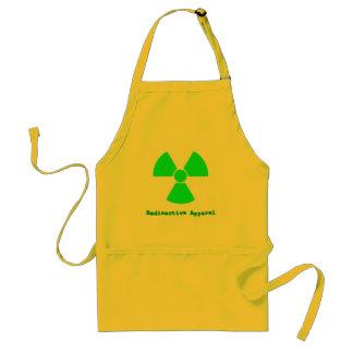 Radioactive Apparel - Apron