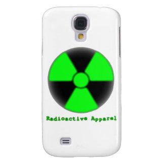 Radioactive Apparel Galaxy S4 Cover