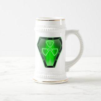 Radioactive Beer Stein