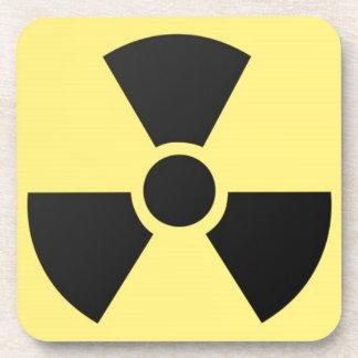 Radioactive Beverage Coaster