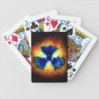 radioactive bicycle card decks