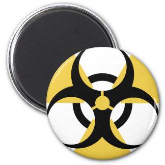 Radioactive Biohazard Magnet