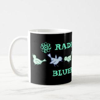 """RADIOACTIVE BLUBIRDS"" Coffee Mug"