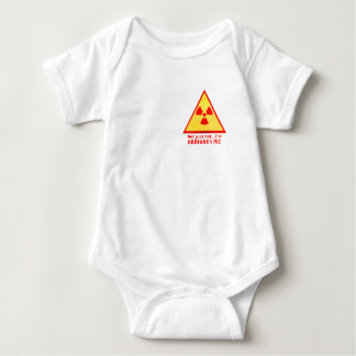 Radioactive Brand Baby Bodysuit