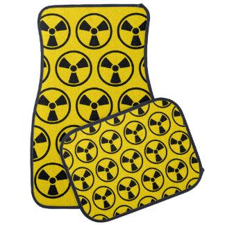 Radioactive Car Floor Mat