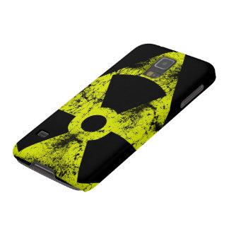 Radioactive Galaxy S5 Covers