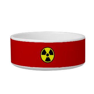 Radioactive Cat Bowls