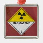 Radioactive Christmas Ornament