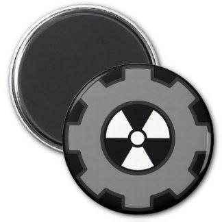 Radioactive Cog Magnet