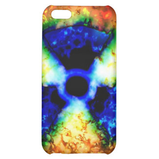 radioactive cover for iPhone 5C