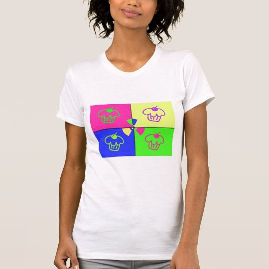 Radioactive Cupcakes T-Shirt