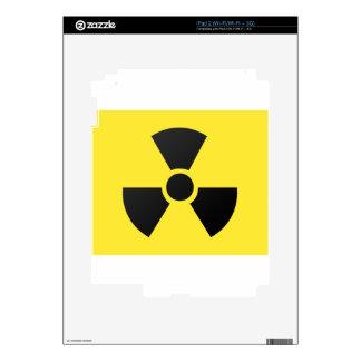 RADIOACTIVE DECALS FOR iPad 2