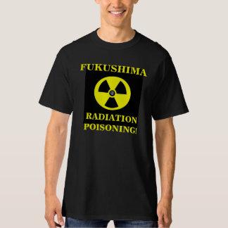 RADIOACTIVE DISASTER FROM FUKUSHIMA T-SHIRT