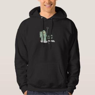 radioactive dude hoodie