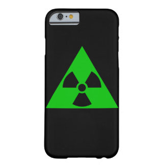 Radioactive Earth Sign Barely There iPhone 6 Case