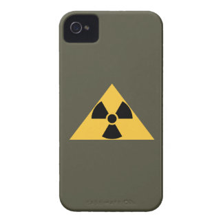Radioactive Emblem BlackBerry Bold Case