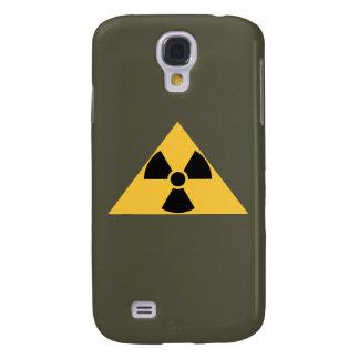 Radioactive Emblem Galaxy S4 Case