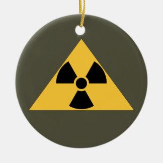 Radioactive Emblem Ornament