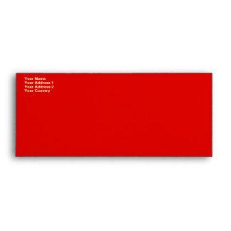 Radioactive Envelopes