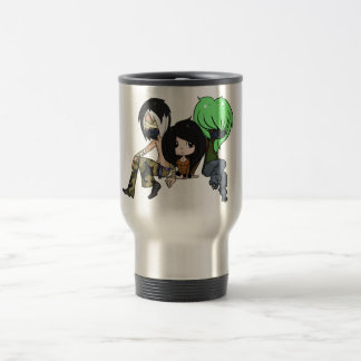 Radioactive Family Merchandise Travel Mug