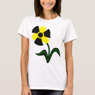 Radioactive flower T-Shirt