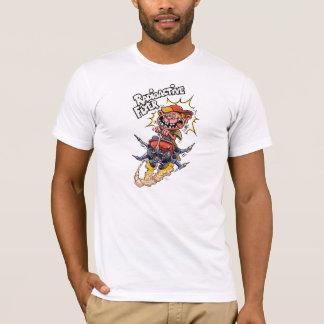 Radioactive Flyer White T-Shirt