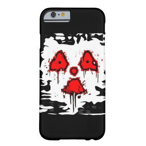 Radioactive Ghost Barely There iPhone 6 Case
