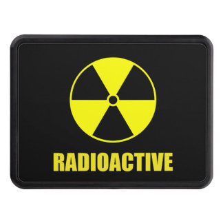 Radioactive Hitch Covers