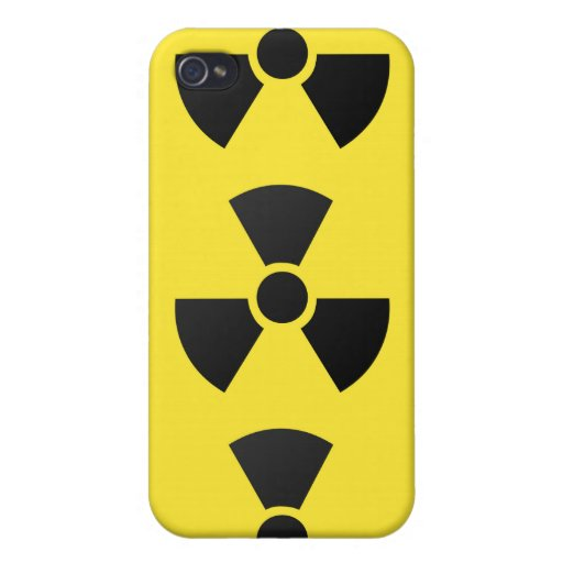 RADIOACTIVE COVERS FOR iPhone 4