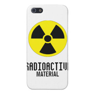 RADIOACTIVE IPHONE CASE FOR iPhone SE/5/5s