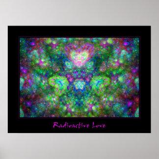 Radioactive Love Poster