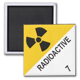 Radioactive Magnet