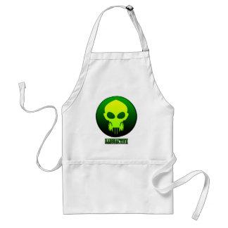 Radioactive Mask Standard Apron